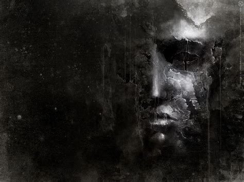 black and white portrait desktop background hd 1920x1200 60 breathtaking dark wallpapers for your desktop hongkiat