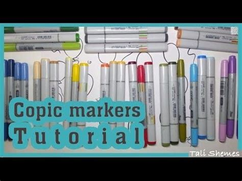 sketchbook copic tutorial 17 best images about art design stuff on pinterest