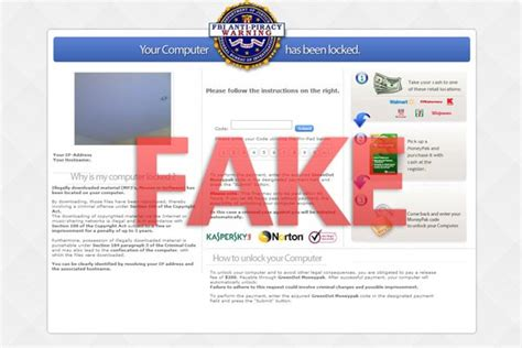 copyright section 106 how to get rid of fbi anti piracy warning virus removal