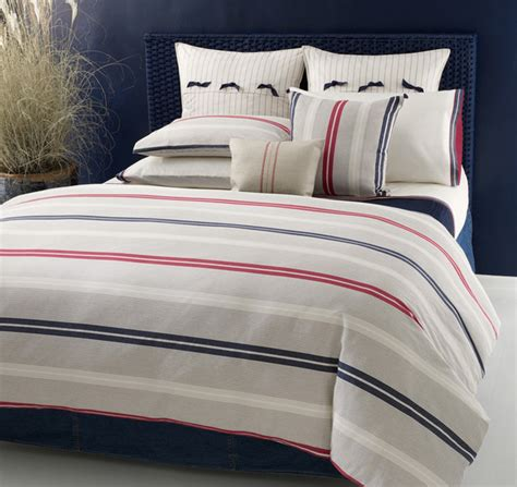 tommy hilfiger newport bay comforter set contemporary