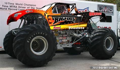 bigfoot 21 monster truck general tire monster trucks wiki fandom powered by wikia