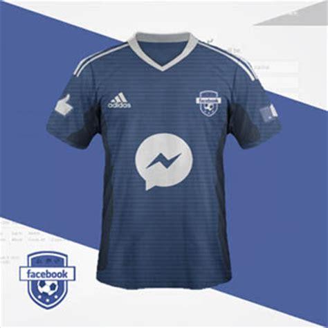 Design New Jersey Facebook | social media football kits facebook twitter and