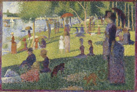 Georges Seurat Most Famous Paintings | roarshock net georges seurat