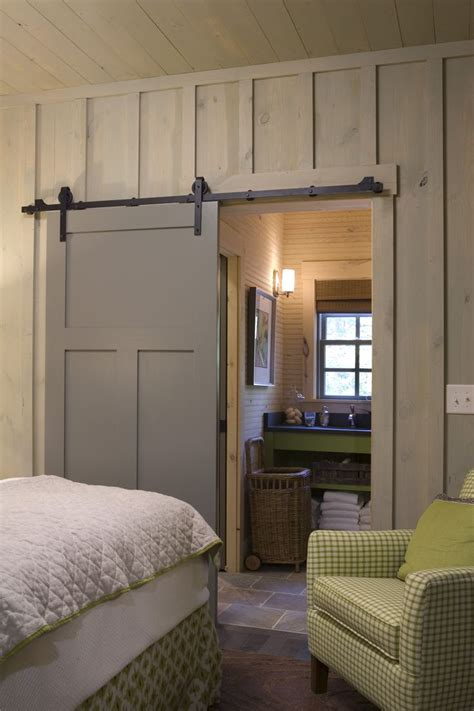 barn door bedroom guest bedroom barn door decor vignettes pinterest