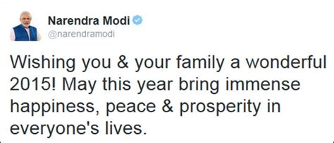 pm new year message pm narendra modi greets nation on new year national news