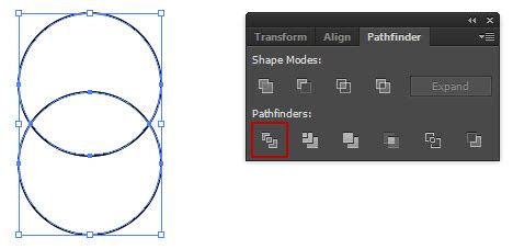 adobe illustrator cs6 ungroup membuat logo clan uchiha di illustrator