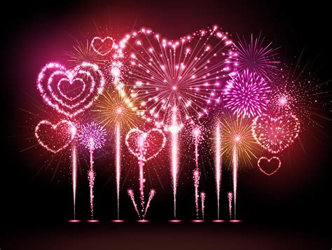 valentines day miami valentines day fireworks in miami the fireworks