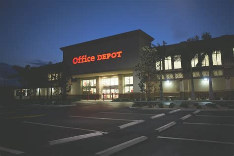 Office Depot Of Stores Office Depot The Drumbeats Of Doom Are Pounding Cbs News