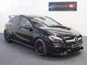 used mercedes a class a45 amg a class 7g dct 4 matic 5dr
