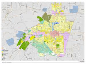 map pomona california city of pomona active transportation plan atp