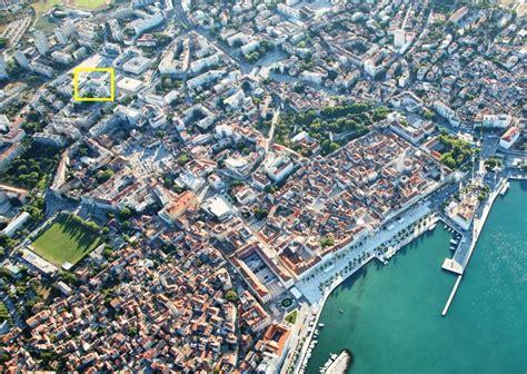 un porto della dalmazia spalato split pentavano con vista sulla citt 224 affare in