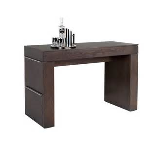 sunpan modern ikon bradley counter height pub table