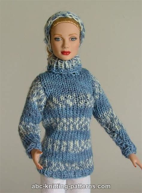 fair isle pattern dress next 242 best images about barbie knitting makes on pinterest