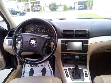 2002 Bmw 325i Interior by 2002 Bmw 3 Series Pictures Cargurus
