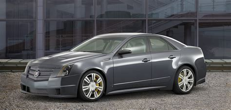 Sport Cadillac by 2007 Cadillac Cts Sport Concept Conceptcarz