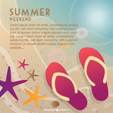 The Weekend Readthe Glitterati Hearts Ci by Summer Weekend At The Free Vector 123freevectors
