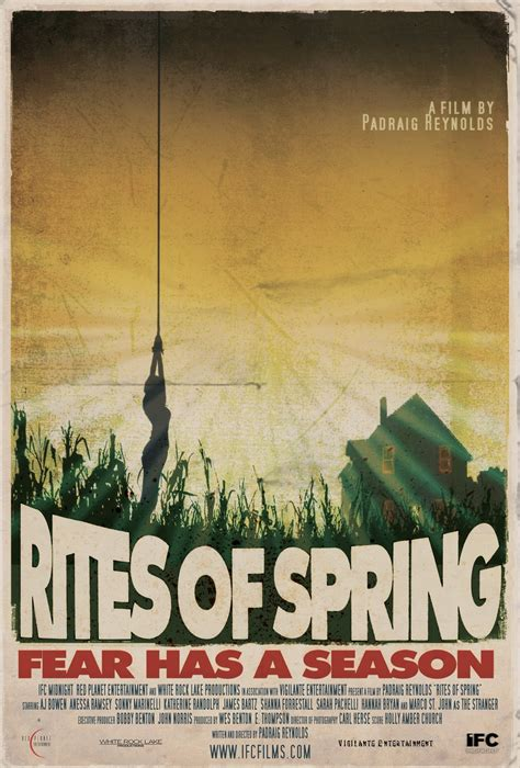 Watch Rites Of Spring 2011 Full Movie Review Rites Of Spring 2011 Dirtyhorror Com