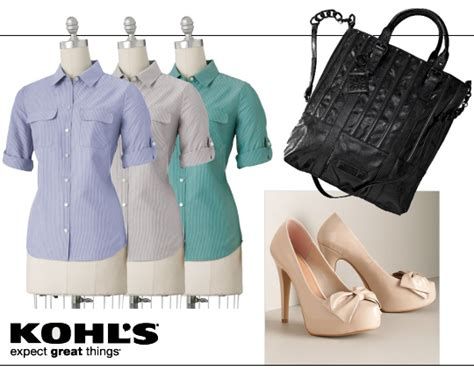 Budget Fashion Takes by Kohl S Budget Fashion Finds From The Clearance Sale Workchic
