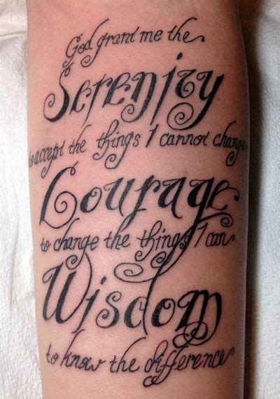 tattoo lettering prayers the 64 best images about tattoos on pinterest serenity