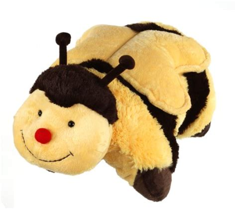Bee Pillow Pet by Compare Nfl San Francisco 49ers Pillow Pet Vs Buzzy