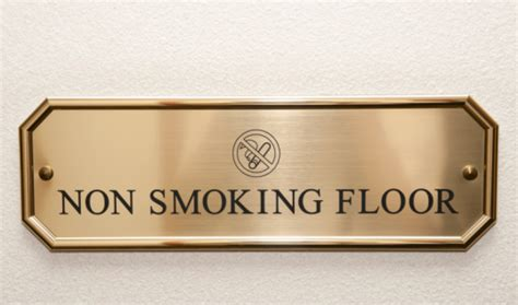 how to smoke in a non hotel room non hotel rooms expose guests to health dangers health enews