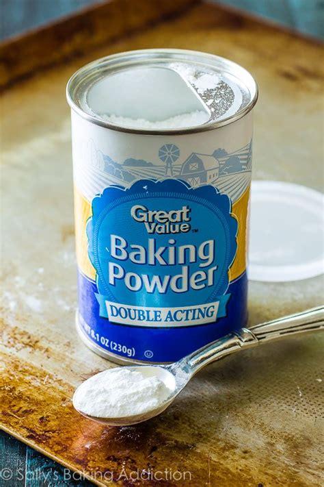 baking basics baking powder vs baking soda sallys baking addiction