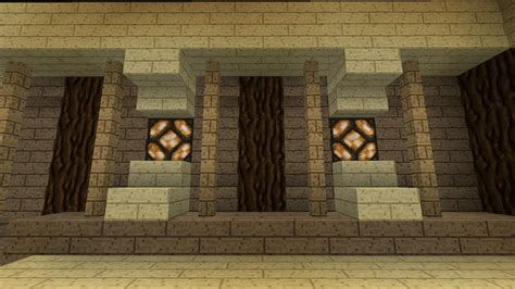 Minecraft Interior Wall Designs by Detial Wall Design Minecraft