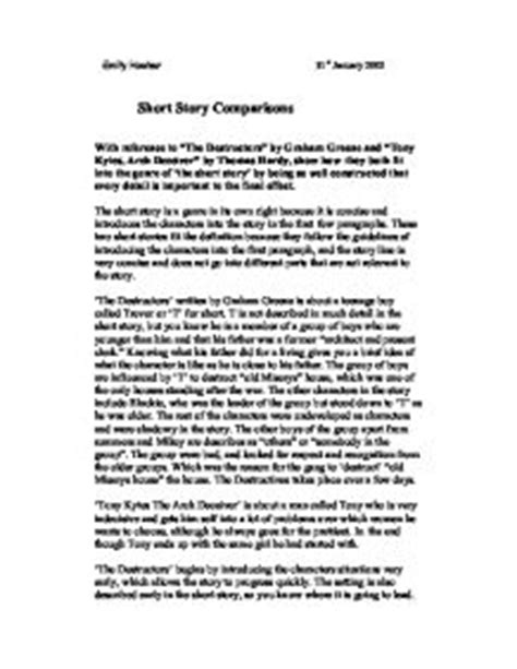 The Destructors Essay by Describe Your Bedroom Essay The Destructors Essay Do My Term Paper For An