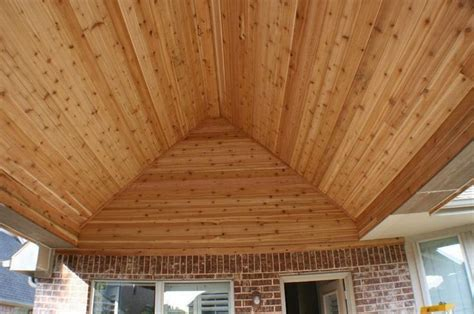 tongue and groove ceiling wood for the home
