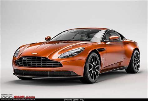 Aston Martin Turbo by The Aston Martin Db11 With A V12 Turbo Team Bhp