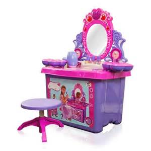 new childrens make up vanity pretend play set