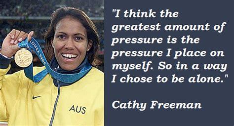 quotes freeman cathy freeman quotes quotesgram
