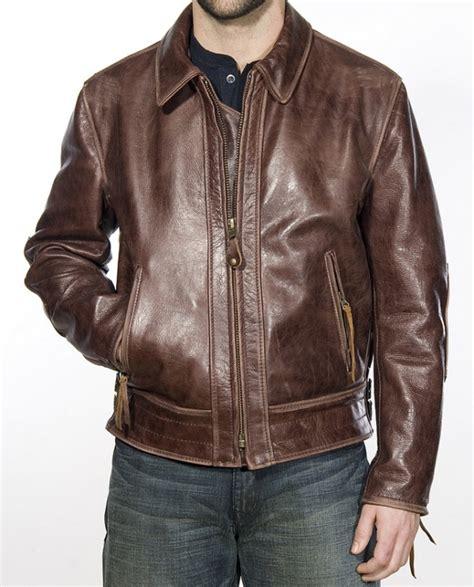 classic motorcycle jacket vintage motorcycle jackets jackets