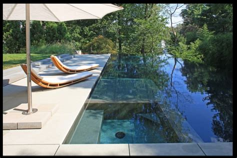 backyard infinity pools infinity pool backyard decorating image mag