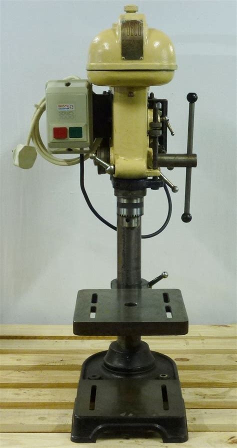 used bench drill fobco star 1 2 bench drill 171 pennyfarthing tools ltd
