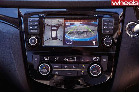 nissan qashqai 2015 interior 2015 nissan qashqai ti term car review part 1 wheels