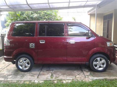 Mobil Apv Bekas suzuki apv merah istimewa mobilbekas