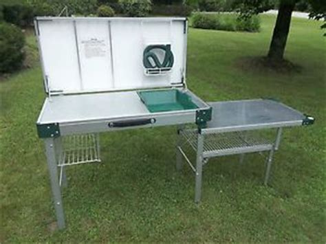 Coleman Sink Table by Coleman Outdoor Cing Kitchen Sink Counters Table