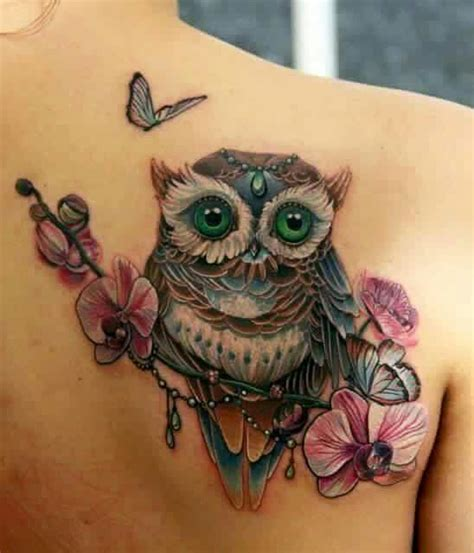beautiful owl tattoo design owl tattoos and designs that are actually amazing