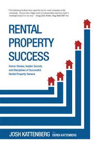 Rental Properties Book Quot Rental Property Success Quot