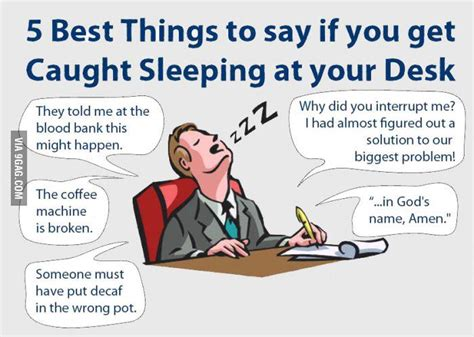 Sleepy At Work Meme - hilarious quotes pictures answers