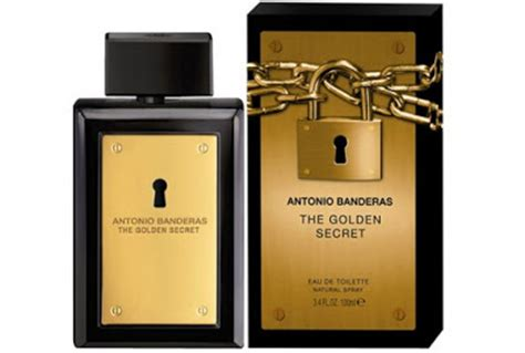 Parfum Original Antonio Banderas Secret 100 Original antonio banderas the golden secret zone