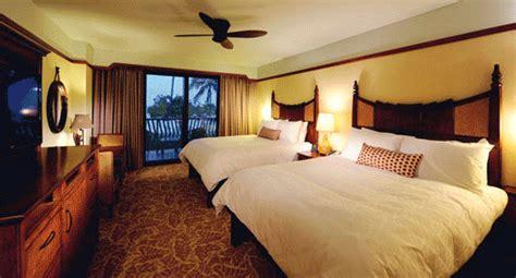 2 bedroom suites in oahu hawaii 2 bedroom hotels in oahu disney aulani hotel rooms and suites