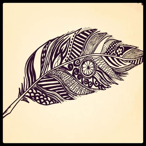 feathered lion tangle zentangle animals pinterest zentangle feather artsy pinterest