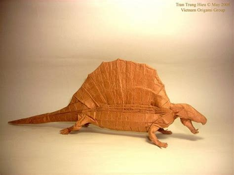 20 awesome origami dinosaurs neatorama