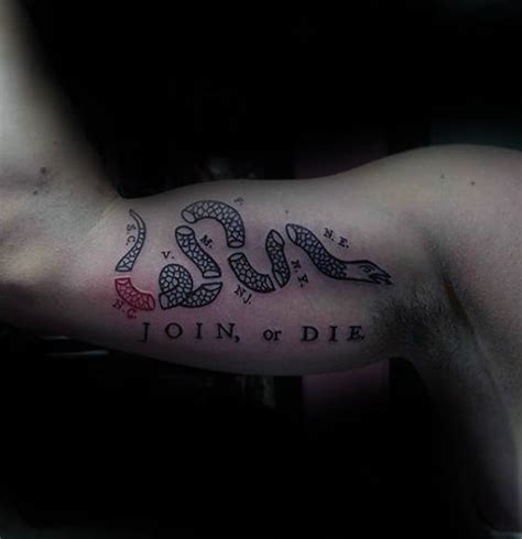 join or die tattoo 40 join or die designs for fierce snake ink ideas