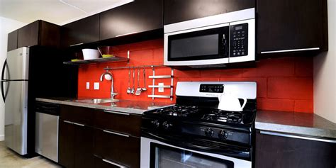 kitchens for flats jetson green eco modern flat kitchen