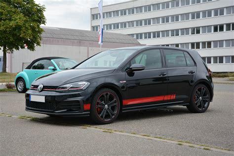 Autofolierung Singen by Volkswagen Golf 7 Gti Aufkleber Seitenstreifen