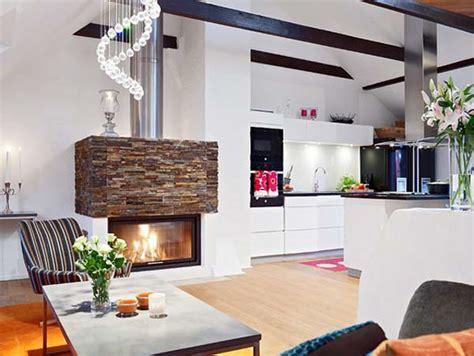 arredo sottotetto ottimizzare gli spazi in un piccolo appartamento