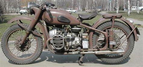 Ural Motorrad Motoröl by Oldtimer Gallery Motorcycles M 72